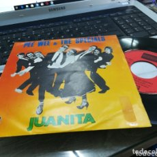 Discos de vinilo: PEE WEE & THE SPECIALS SINGLE JUANITA AUVI 1980. Lote 173782358
