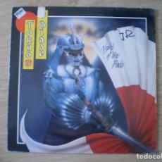 Discos de vinilo: LP. TOKYO BLADE. NIGHT OF THE BLADE. . Lote 173786845