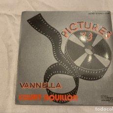 Dischi in vinile: COURT BOUILLON – PICTURES 78 / VANNELLA SELLO: VYGSON – VYG 45116 FORMATO: VINYL, 7 , 45 RPM . Lote 173787008