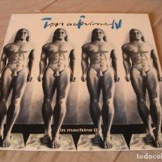 Discos de vinilo: TIN MACHINE LP II DAVID BOWIE VICTORY ORIGINAL ESPAÑA 1991 + FUNDA INTERIOR. Lote 173789288