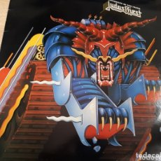 Discos de vinilo: JUDAS PRIEST DEFENDERS OF THE FAITH. Lote 173793095