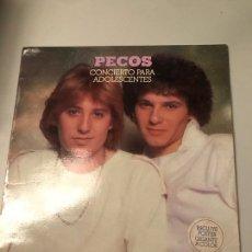 Discos de vinilo: PECOS. Lote 173793955