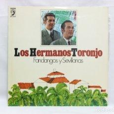 Discos de vinilo: DISCOS LOS HERMANOS TORONJO EN VINILO O LP. Lote 173794198
