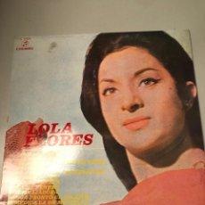 Discos de vinilo: LOLA FLORES. Lote 173794679