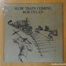 Discos de vinilo: BOB DYLAN - SLOW TRAIN COMING - LP. Lote 173795847