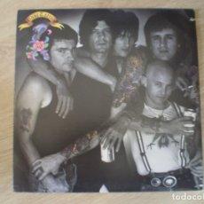 Discos de vinilo: LP. ROSE TATTOO. ASSAULT & BATTERY. AÑO 1981. . Lote 173796972