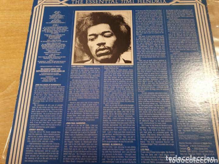 Discos de vinilo: Jimi Hendrix The Essential Jimi Hendrix Volumen 2 - Foto 2 - 173800833