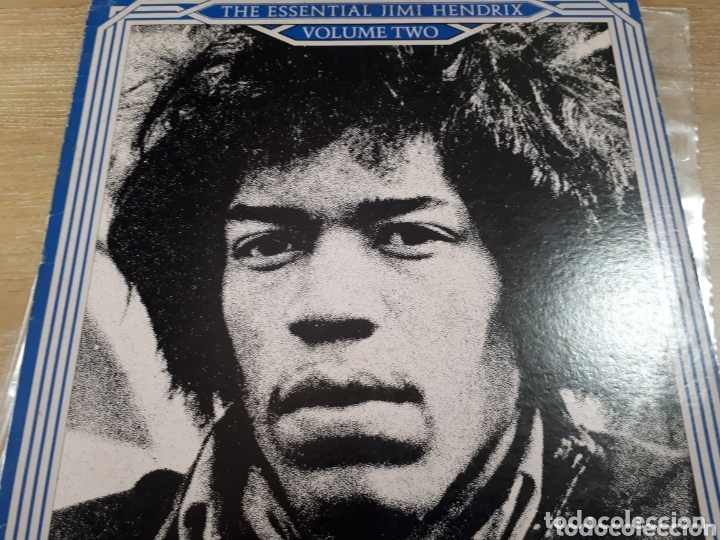 JIMI HENDRIX THE ESSENTIAL JIMI HENDRIX VOLUMEN 2 (Música - Discos - LP Vinilo - Pop - Rock - Extranjero de los 70)