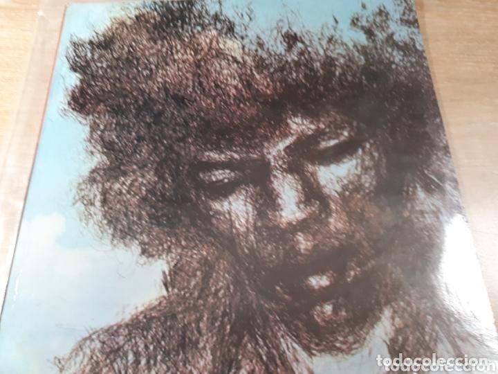 JIMI HENDRIX THE CRY OF LOVE (Música - Discos - LP Vinilo - Pop - Rock - Extranjero de los 70)