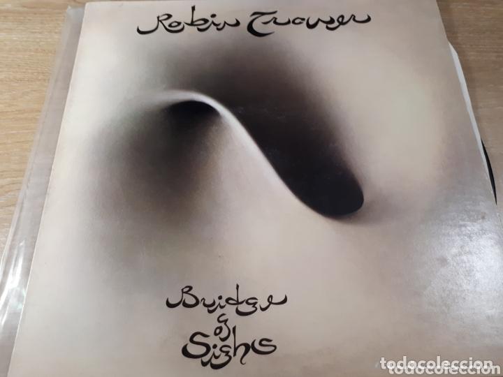 ROBIN TROWER BRIDGE OF SIGHS (Música - Discos - LP Vinilo - Pop - Rock - Extranjero de los 70)