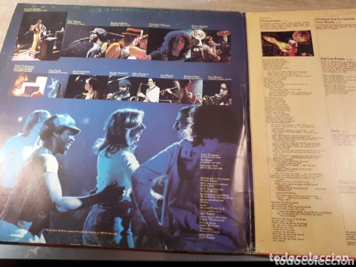Discos de vinilo: FRANK ZAPPA IN NEW YORK DOBLE LP - Foto 3 - 173804737