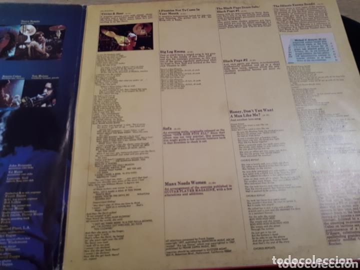 Discos de vinilo: FRANK ZAPPA IN NEW YORK DOBLE LP - Foto 4 - 173804737