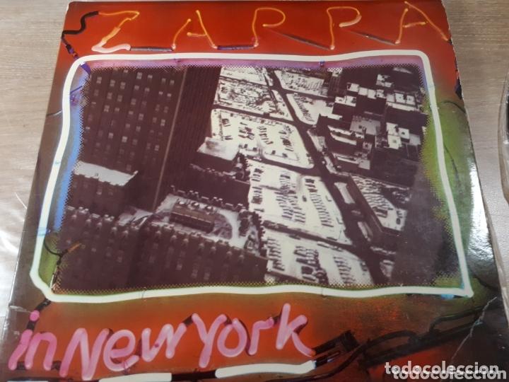 FRANK ZAPPA IN NEW YORK DOBLE LP (Música - Discos - LP Vinilo - Pop - Rock - Extranjero de los 70)