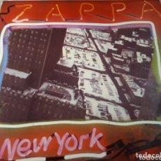 Discos de vinilo: FRANK ZAPPA IN NEW YORK DOBLE LP. Lote 173804737