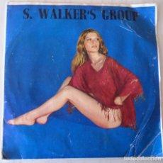 Discos de vinilo: S. WALKER´S GROUP - RUMBERA + 3 TEMAS ANA - 1976. Lote 173805622