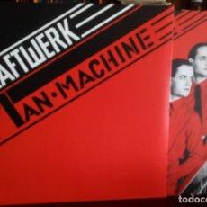 Discos de vinilo: KRAFTWERK - THE MAN.MACHINA - CON LIBRITO - LP - NUEVO. Lote 173806918