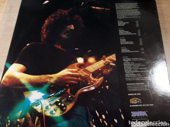 Discos de vinilo: FRANK ZAPPA ROXY & ELSEWHERE DOBLE LP - Foto 2 - 173812774