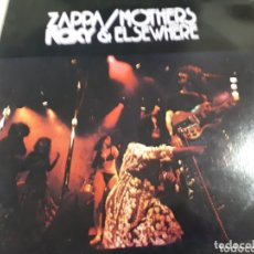 Discos de vinilo: FRANK ZAPPA ROXY & ELSEWHERE DOBLE LP. Lote 173812774