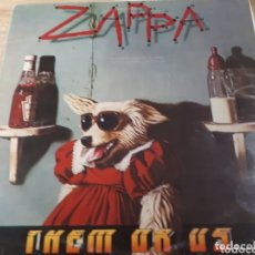 Discos de vinilo: FRANK ZAPPA THEM OR US DOBLE LP. Lote 173813000