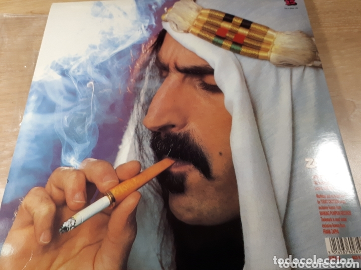 Discos de vinilo: FRANK ZAPPA SHEIK YERBOUTI DOBLE LP - Foto 2 - 173813308