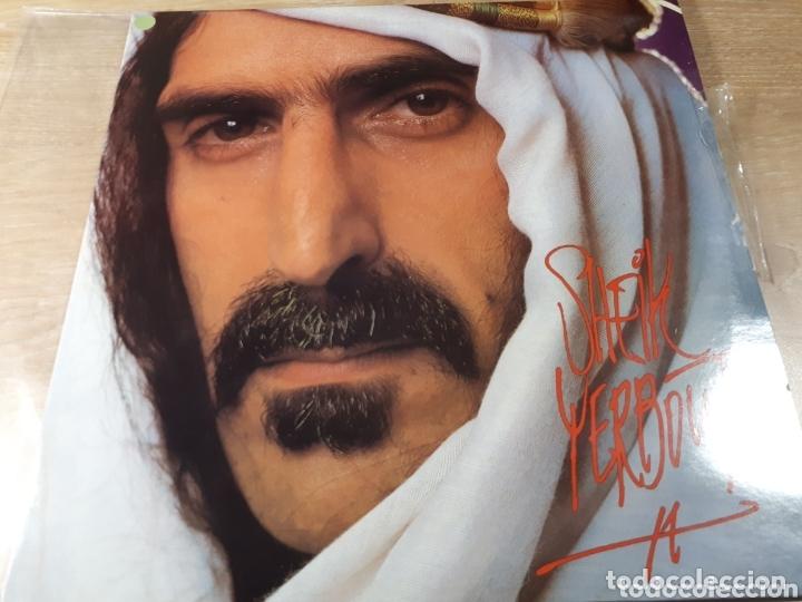 FRANK ZAPPA SHEIK YERBOUTI DOBLE LP (Música - Discos - LP Vinilo - Pop - Rock - Extranjero de los 70)