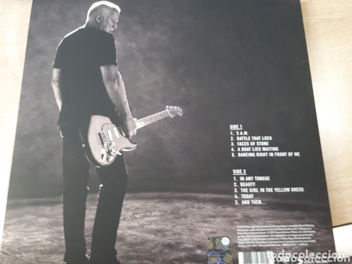 Discos de vinilo: DAVID GILMOUR RATTLE THAT LOCK GUITARRISTA Y VOCAL DE PINK FLOYD - Foto 2 - 173814892