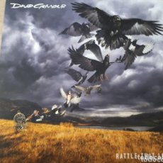 Discos de vinilo: DAVID GILMOUR RATTLE THAT LOCK GUITARRISTA Y VOCAL DE PINK FLOYD. Lote 173814892