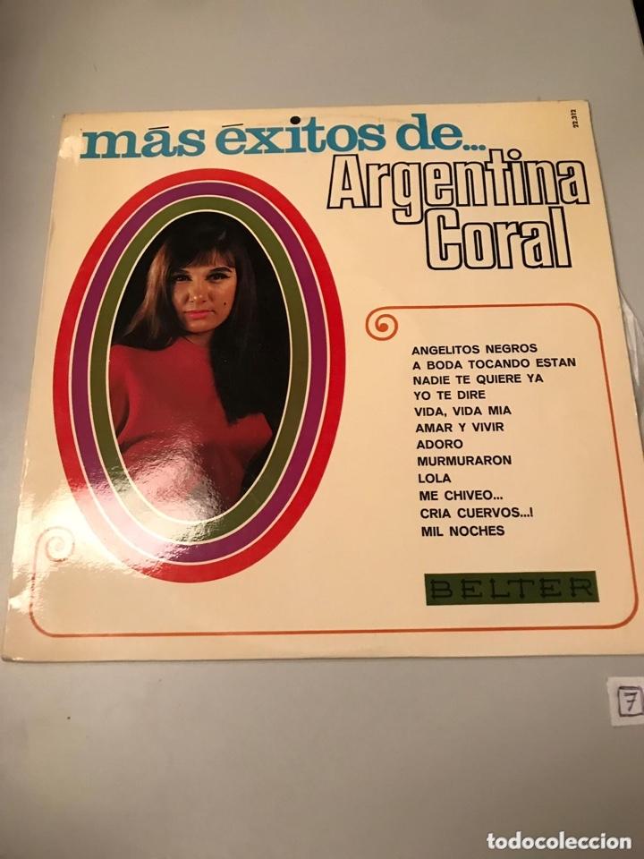 ARGENTINA CORAL (Música - Discos - LP Vinilo - Flamenco, Canción española y Cuplé)