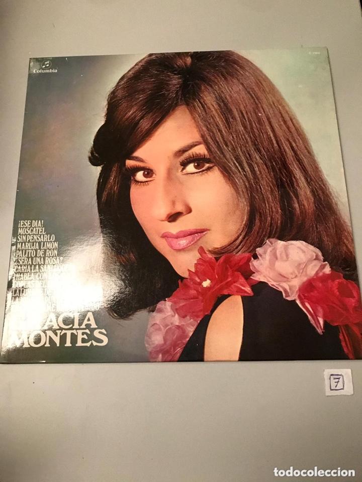 GRACIA MONTES (Música - Discos - LP Vinilo - Flamenco, Canción española y Cuplé)