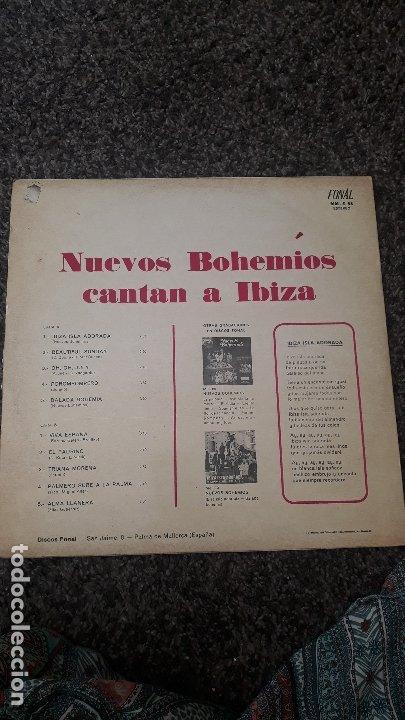 Discos de vinilo: Nuevos Bohemios cantan a Ibiza - Foto 2 - 173818943