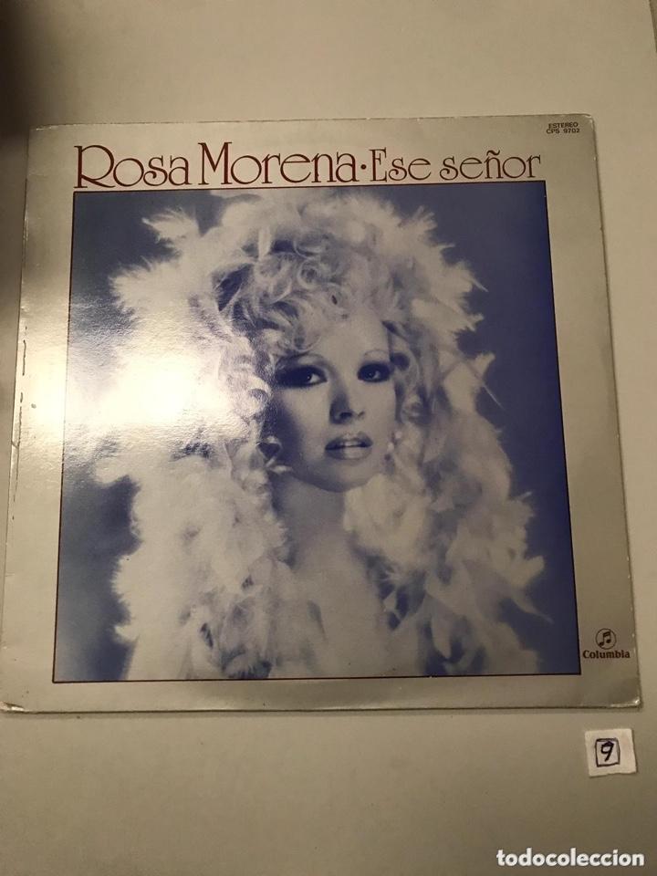 ROSA MORENO (Música - Discos - LP Vinilo - Flamenco, Canción española y Cuplé)