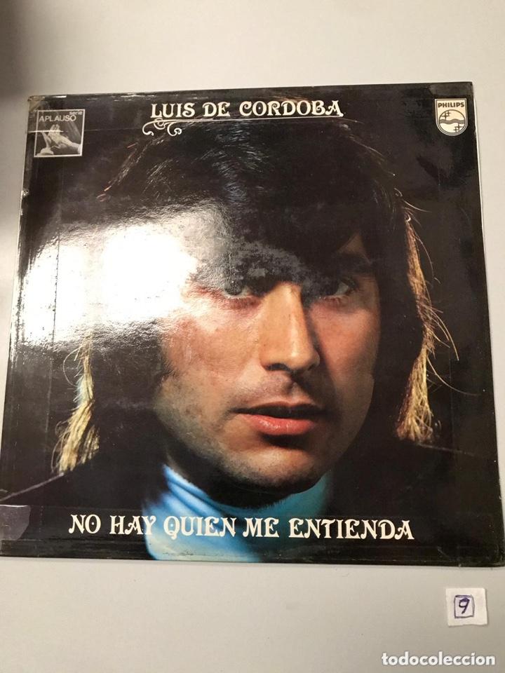 LUIS DE CÓRDOBA (Música - Discos - LP Vinilo - Flamenco, Canción española y Cuplé)