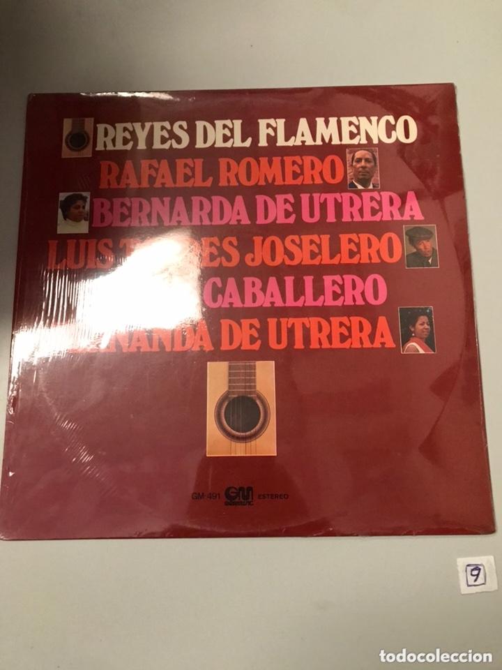 REYES DEL FLAMENCO (Música - Discos - LP Vinilo - Flamenco, Canción española y Cuplé)