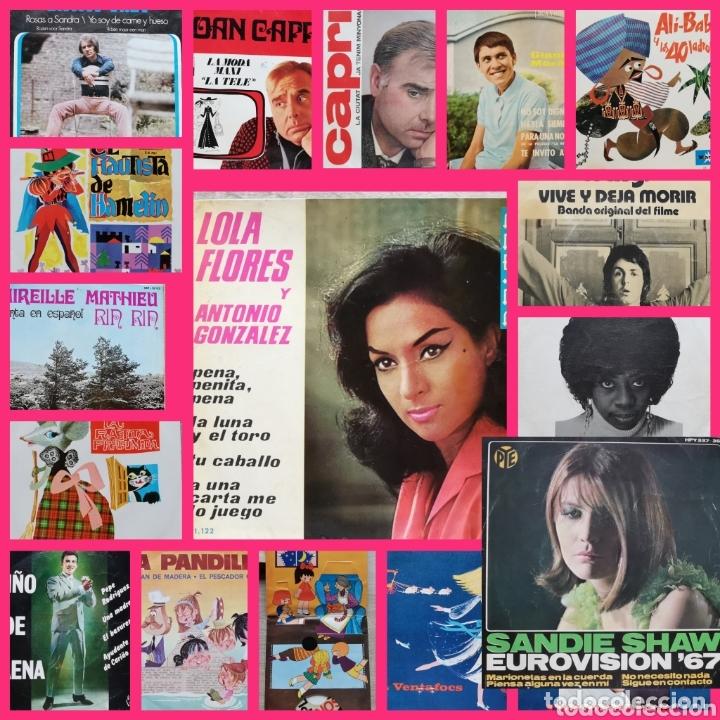 DISCOS AÑOS 60 Y 70 (Música - Discos - Singles Vinilo - Grupos Españoles de los 70 y 80)