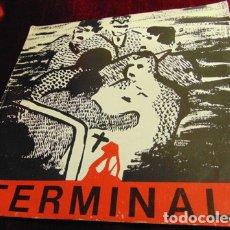 Discos de vinilo: TERMINAL – ANTIGEN AUSTRALIA - NEW WAVE, SYNTH-POP, MINIMAL - SINGLE 1981. Lote 173823607