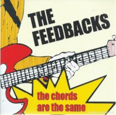 Disques de vinyle: THE FEEDBACKS, THE CHORDS (NO TOMORROW 1995). Lote 173836839