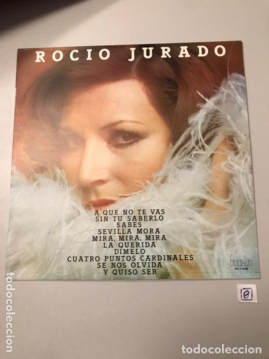 ROCIÓ JURADO (Música - Discos - LP Vinilo - Flamenco, Canción española y Cuplé)