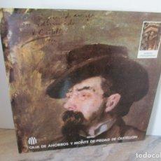 Discos de vinilo: MUSICOS CASTELLONENSES. FRANCISCO TARREGA EIXA. ORQUESTA PULSO Y PUA. LP VINILO. XIRIVELLA RECORDS . Lote 173838864
