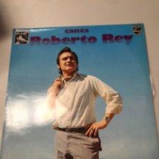Discos de vinilo: CANTA ROBERTO REY LP. Lote 173843367