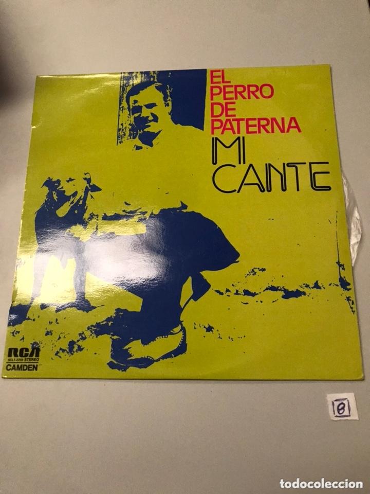 EL PERRO DE PATERNA - MI CANTE (Música - Discos - LP Vinilo - Flamenco, Canción española y Cuplé)