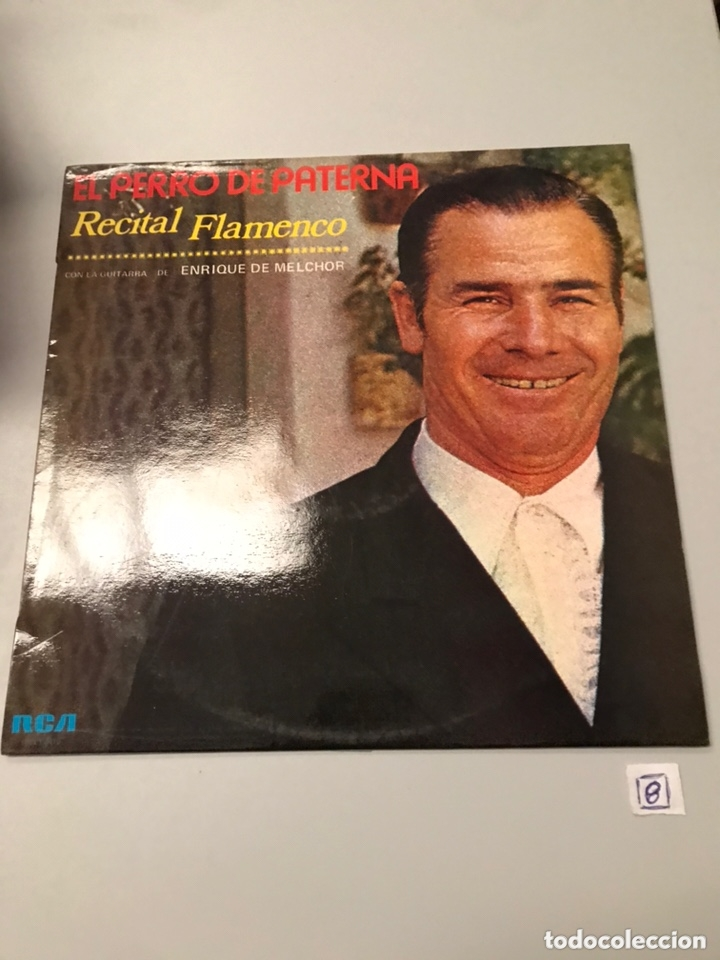 EL PERRO RECITAL FLAMENCO (Música - Discos - LP Vinilo - Flamenco, Canción española y Cuplé)