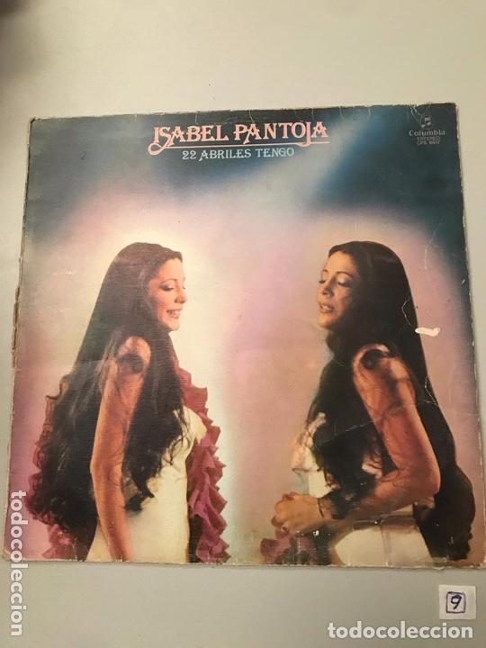 ISABEL PANTOJA (Música - Discos - LP Vinilo - Flamenco, Canción española y Cuplé)