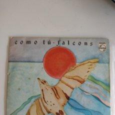 Discos de vinilo: EP FALCONS COMO TÚ. Lote 173850929