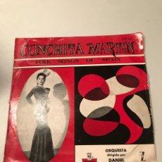 Discos de vinilo: CONCHITA MARTIN. Lote 173852694