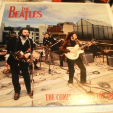 Discos de vinilo: LP AZUL THE BEATLES. THE COMPLETE ROOFTOP CONCERT. APPLE RECORDS 1969 USA (SEMINUEVO). Lote 173854469