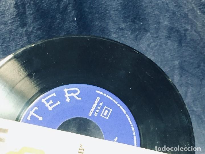 Discos de vinilo: MADALENA IGLESIAS BELTER EL CORDOBES ME ESPERA ME QUEDO AQUI - Foto 4 - 173855075