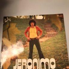 Discos de vinilo: JERÓNIMO - JERÓNIMO - LP. Lote 173855477