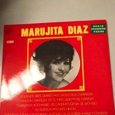 Discos de vinilo: MARUJITA DÍAZ. Lote 173857062