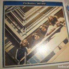 Discos de vinilo: LP THE BEATLES 1967-1970 ED. AMIGA RDA (ALEMANIA COMUNISTA) 1980 NUNCA EN TC (PROBADO Y BIEN). Lote 173858035