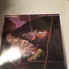 Discos de vinilo: MARK EGAN & DANNY GOTTLIEB. ELEMENTS. ILLUMINATION. LP ALEMANIA.. Lote 173859488
